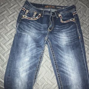 Grace in LA Bootcut Jeans